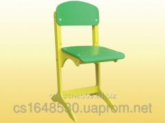 Chair children's Antoshka with adjustment on