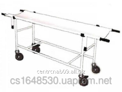 The cart for transportation of patients with a