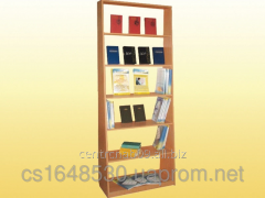 The case is exhibition, 802х403х1816 mm., 0647