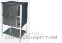 Industrial cabinet oven the 2nd section