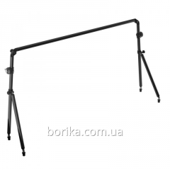 Basic rack of 800x1400 mm with two locks