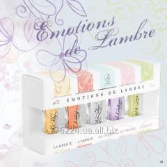 "Набор духов ""Emotions de Lambre"""