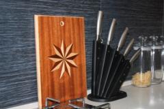 Доска кухонная разделочная сувенирная