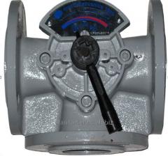 3-running mixing valve flange VDF-3 series-1000