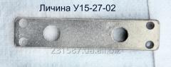 Внутренняя личинка двойного замка двери тамбурной