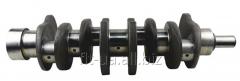 Crankshaft of the engine 490 BPG, fork loaders of