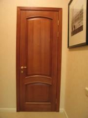 Doors are entrance oak