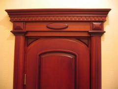 Arches interroom wooden
