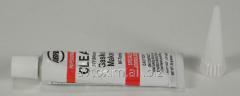 ABRO Sealant silicone. (black) 30 g.