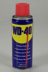 WD-40  200 мл.(вд-40)