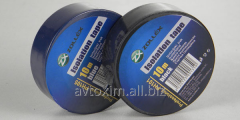 Zollex blue insulating tape of 10 m