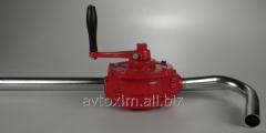 The manual pump for JS-32 barrel (rotor)