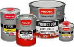 NOVOL Protect300grunt acrylic 4+1 (gray) 1 l.+0,2