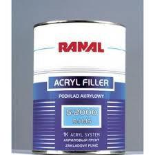 RANAL S-2000 Acryle. soil 5+1 HS of Grey 0,8+0,16