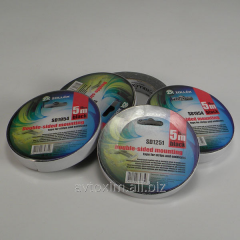 Zollex Adhesive tape bilateral black 12mm*5m