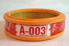 The OSV A-003 Air filter with felt of Vases 2101