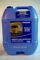 ALASKA Liquid for the SCR systems (urea) of 10 l