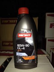 L FAVORIT 80w90 GL-4 1.