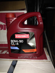 L FAVORIT 80w90 GL-4 4.