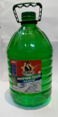 Washing dishwashing liquid 5l