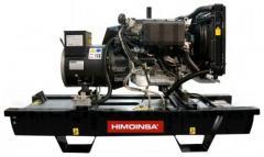 Diesel generator three-phase HIMOINSA HYW-8T5