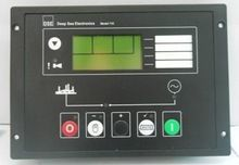 Controller of automatic start and input of a