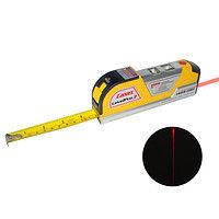 Рулетка с лазерным уровнем Laser level pro 3 519