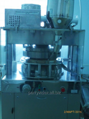 Rotational tablet press of RTM-41L # KG61778-7