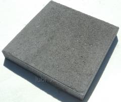 Плита тротуарная 50*50 см, толщина 6 см
