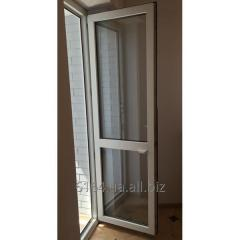 Metalplastic doors