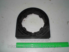 Pillow of the suspended bearing on KamAZ 4308