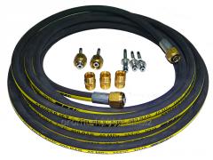 Sleeve (hose) of a high pressure