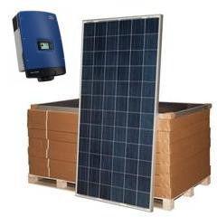 Сетевые солнечные электростанции SUNENERGY™