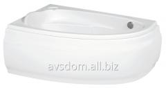 Bathtub acrylic angular JOANNA 160x95 Cersani