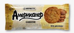 """Тесто для печенья """"Американер"""""""