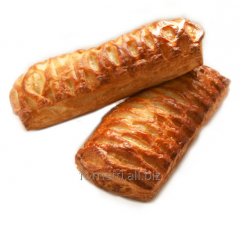 Pie nourishing: ham and cheese