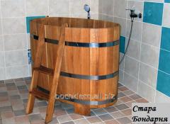 Accessories for a bath