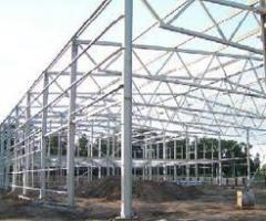 Металлоконструкции строительные.