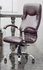 Кресло Ника (Никосия) Хром HB, код 200222