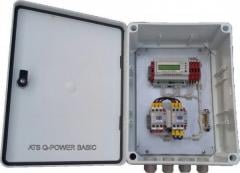 Automatic equipment of start of the Q-Power BASIC