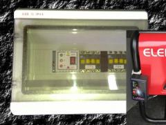 Automatic equipment of the Q-Power LUMAX