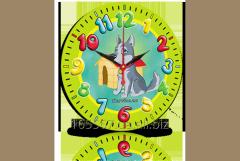 Часы настенные 68 33 x 33 cm