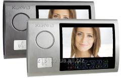 Монитор видеодомофона Kenwei S701C silver