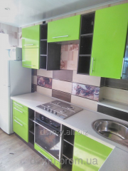 Kitchens by individual orders, complete kitchens