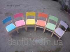 Chairs for kindergarten, children's chairs
