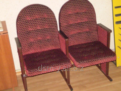 The assembly hall chair, conference room, for