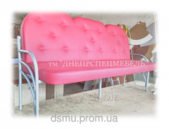 Benches, benches, office sofas