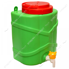 Washstand plastic bochenok of 10 l Odessa