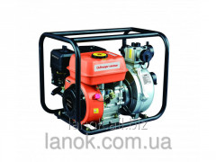 Motor-pump of a high pressure Energomash BP-8760VD