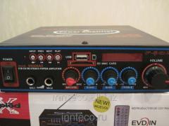 The UKC SN amplifier - 308AC